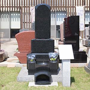 和風デザイン墓石