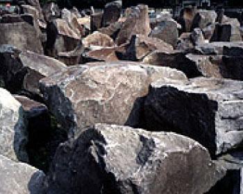 石材置き場
