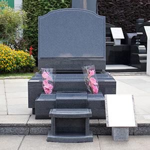 洋風デザイン墓石