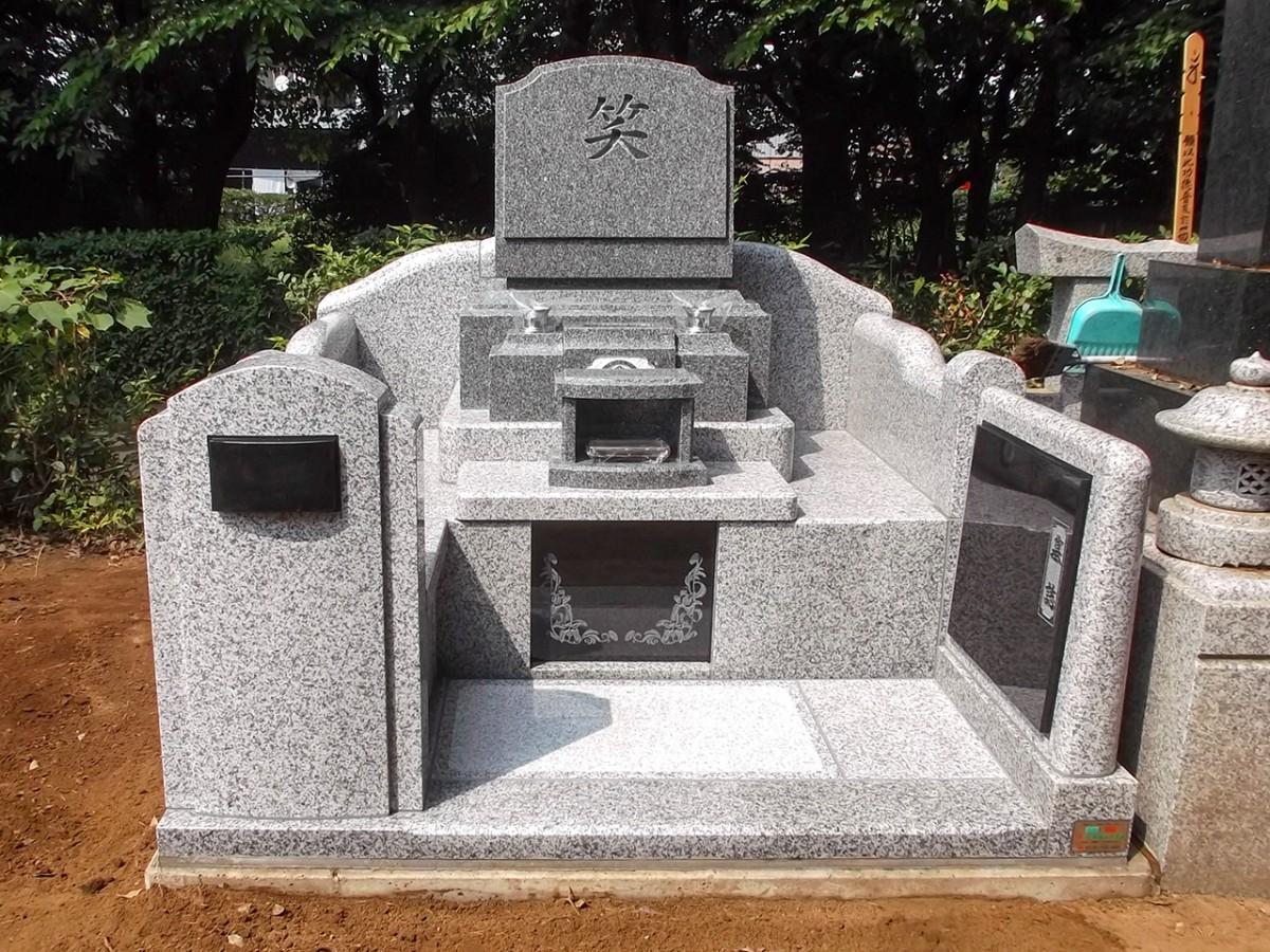 墓石 施工例